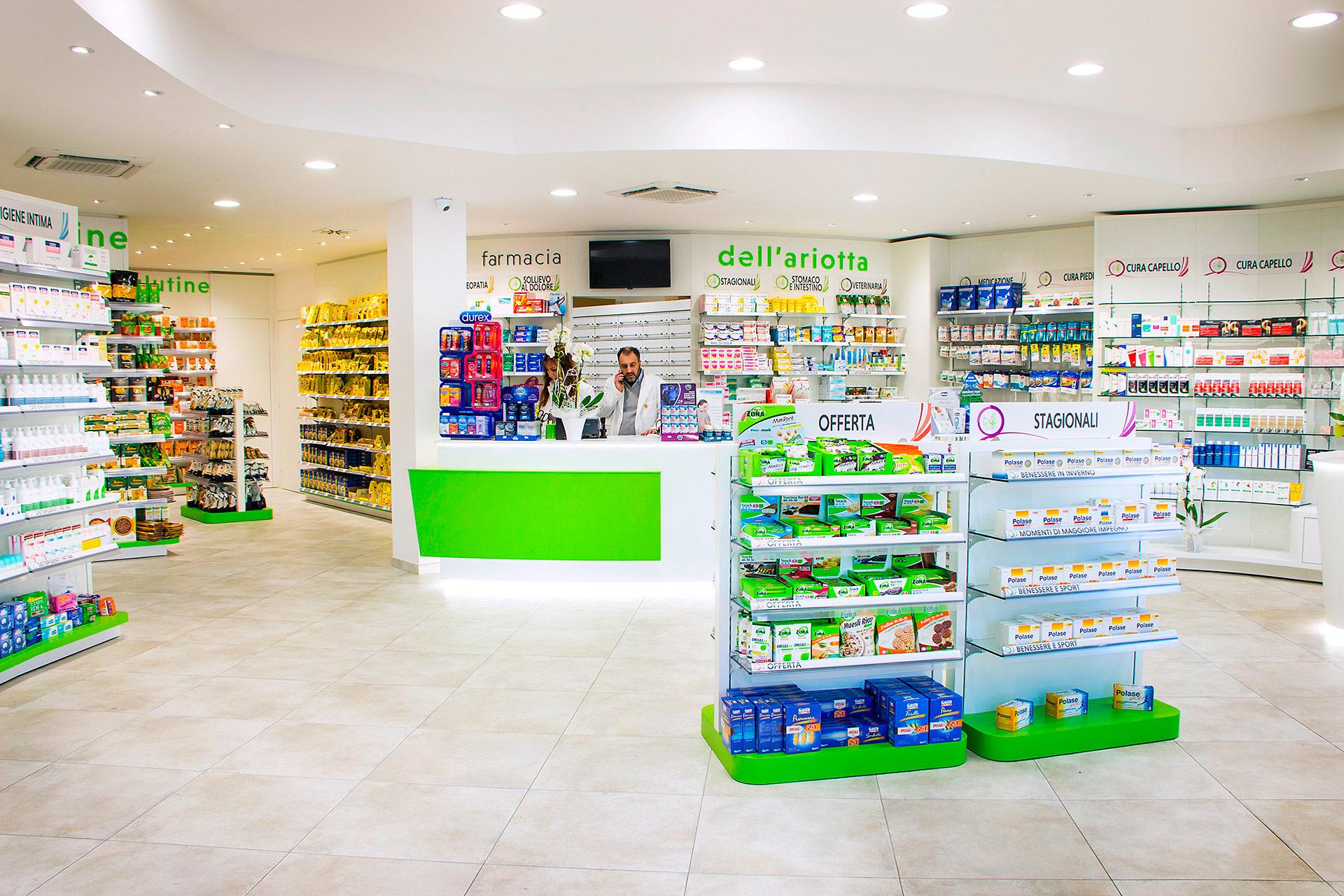 Farmacia dell'Ariotta - Immagine principale della farmacia